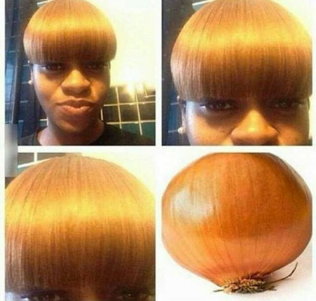 La mujer cebolla - onion girl