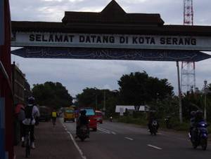 Kota Serang Banten
