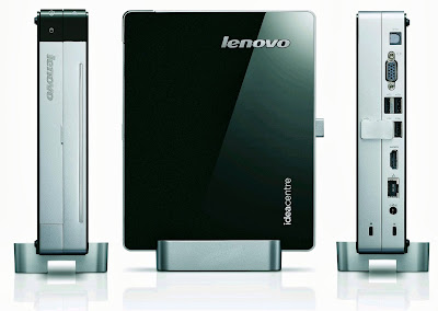 Lenovo Releases Ultra Slim IdeaCentre Q180 Home Theater All In One PC