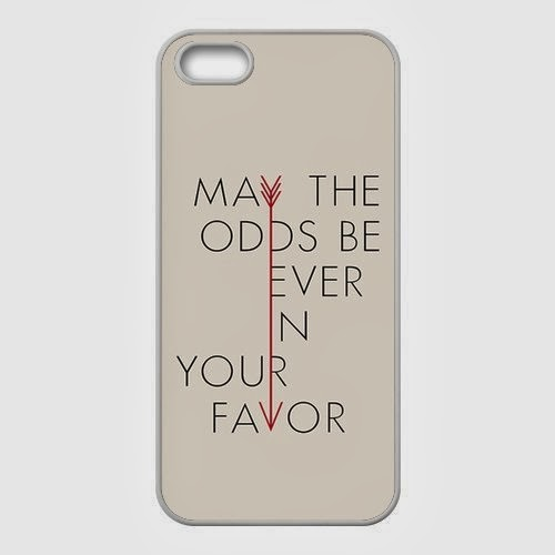 May The Odds Be Ever In Your Favor awesome iPhone 5 case