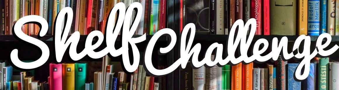 School Library Month Shelf Challenge