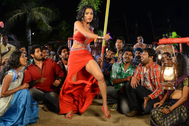 hostel days movie hot stills