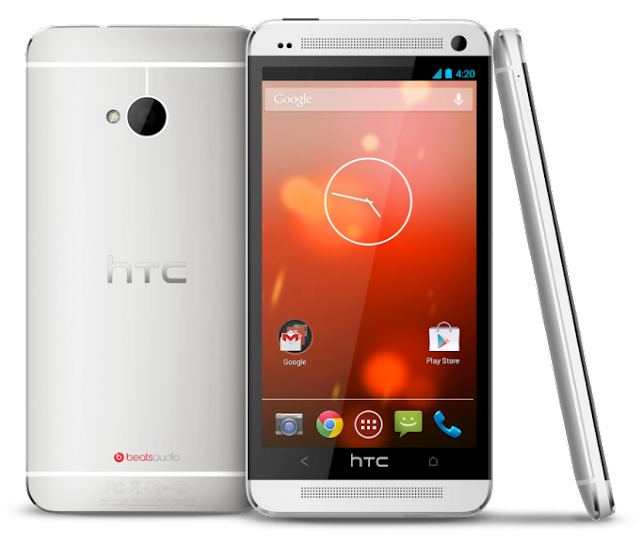 HTC One Nexus Edition