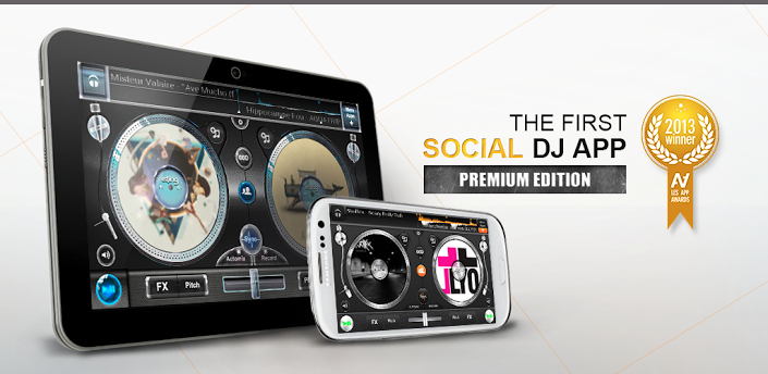 edjing Premium – DJ Mix studio v4.0.3 Full Apk Free
