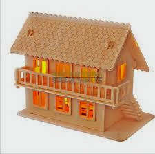 The Latest Balsa Wood Design Balsa House Wood Craft