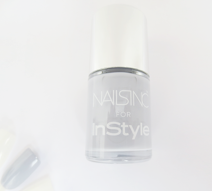 InStyle July 2015 Nails Inc nail polish when doves cry