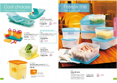 Tupperware Brands - Catalogue 4/2011 (16 May to 30 June 2011)