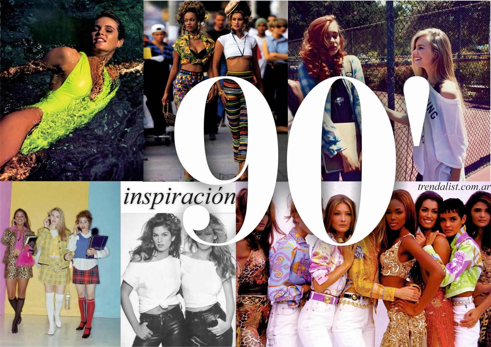 nineties inspiration