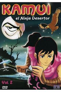 KAMUI, EL NINJA DESERTOR (1969)