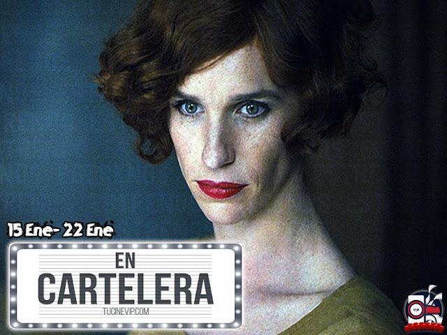 "Cartelera México ""La Chica Danesa"""