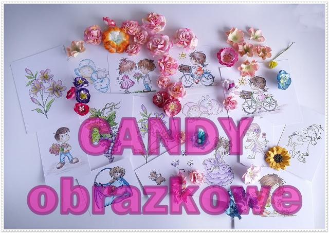 Obrazkowe candy