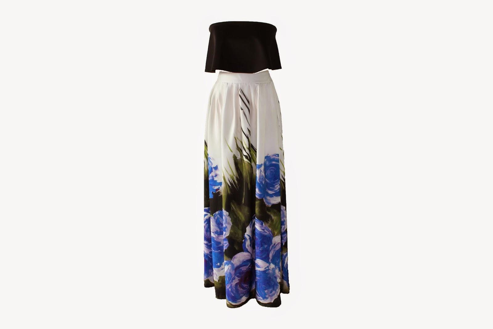 Vestido de Amaya Arzuaga disponible en Lamasmona.com
