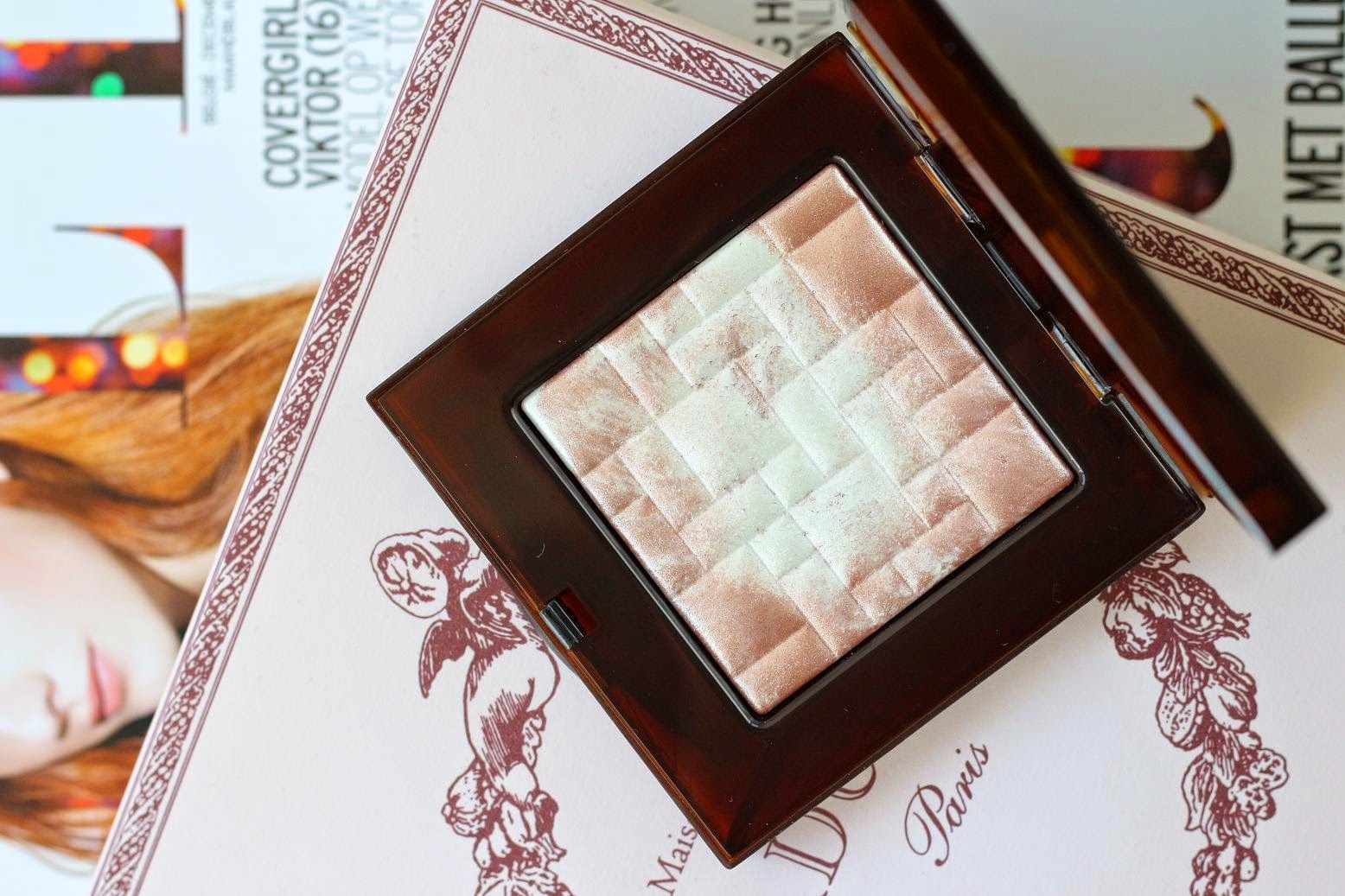 Bobbi Brown Highlight Powder Pink Glow