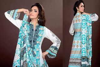 Firdous Paris Linen Vol-II