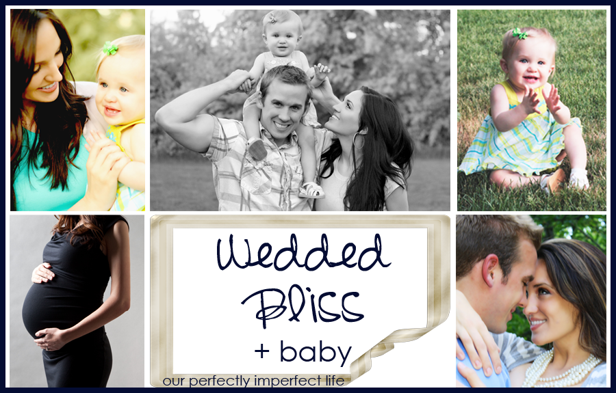 Wedded Bliss + Baby