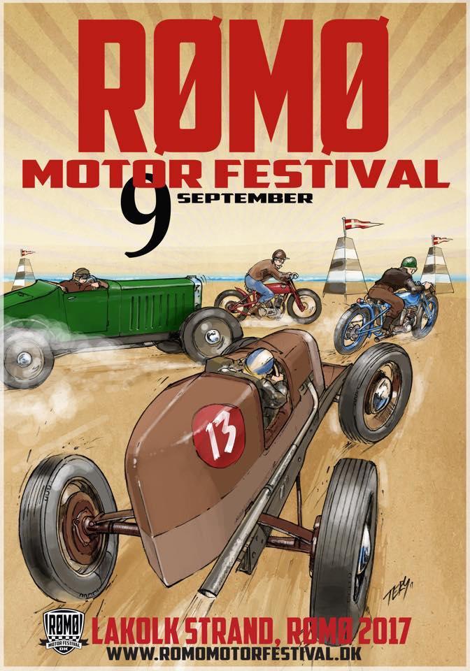 Römö Motor Festival 20017