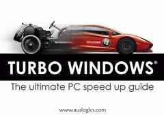 Cover of Turbo Windows: The Ultimate PC Speed Up Guide eBook