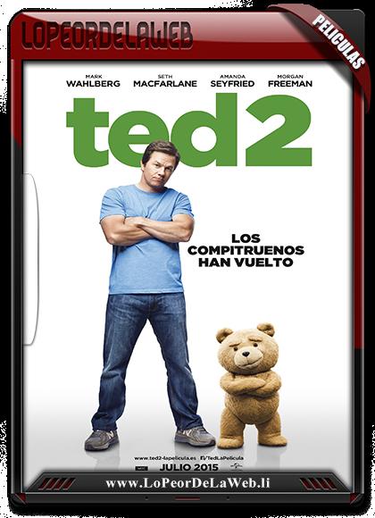 Ted 2 720p Latino 2015 [Mega]