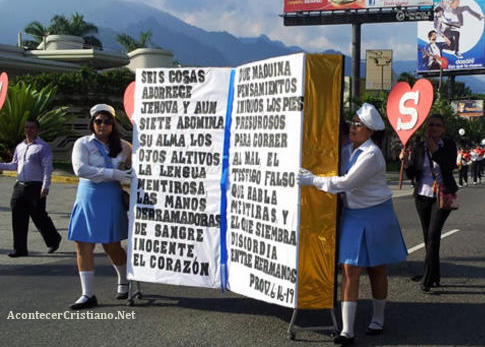 Celebran Día Nacional de la Biblia en Honduras