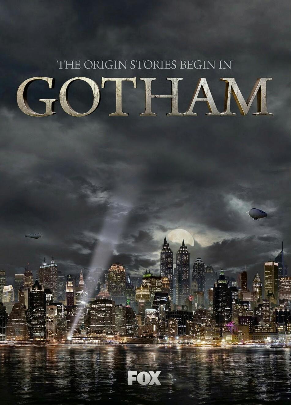 Gotham Temporada 1  Finalizada  HDTV Sutitulada Español