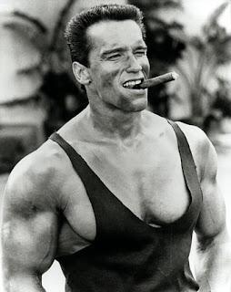 Arnold Schwarzenegger milk is for babies quote