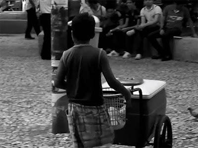 Exploração do trabalho infantil