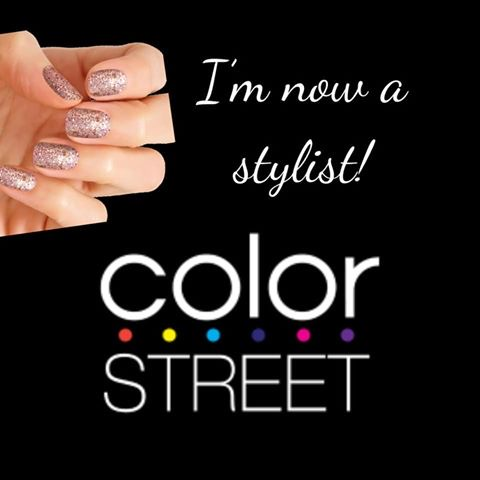 Ask me about Color Street