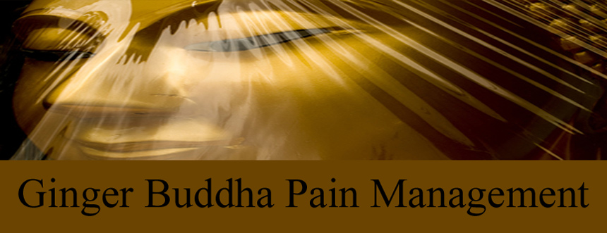 Ginger Buddha Pain Management