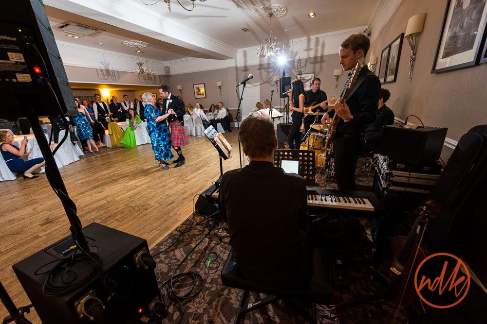 Sherbrooke Castle Hotel Wedding Photography