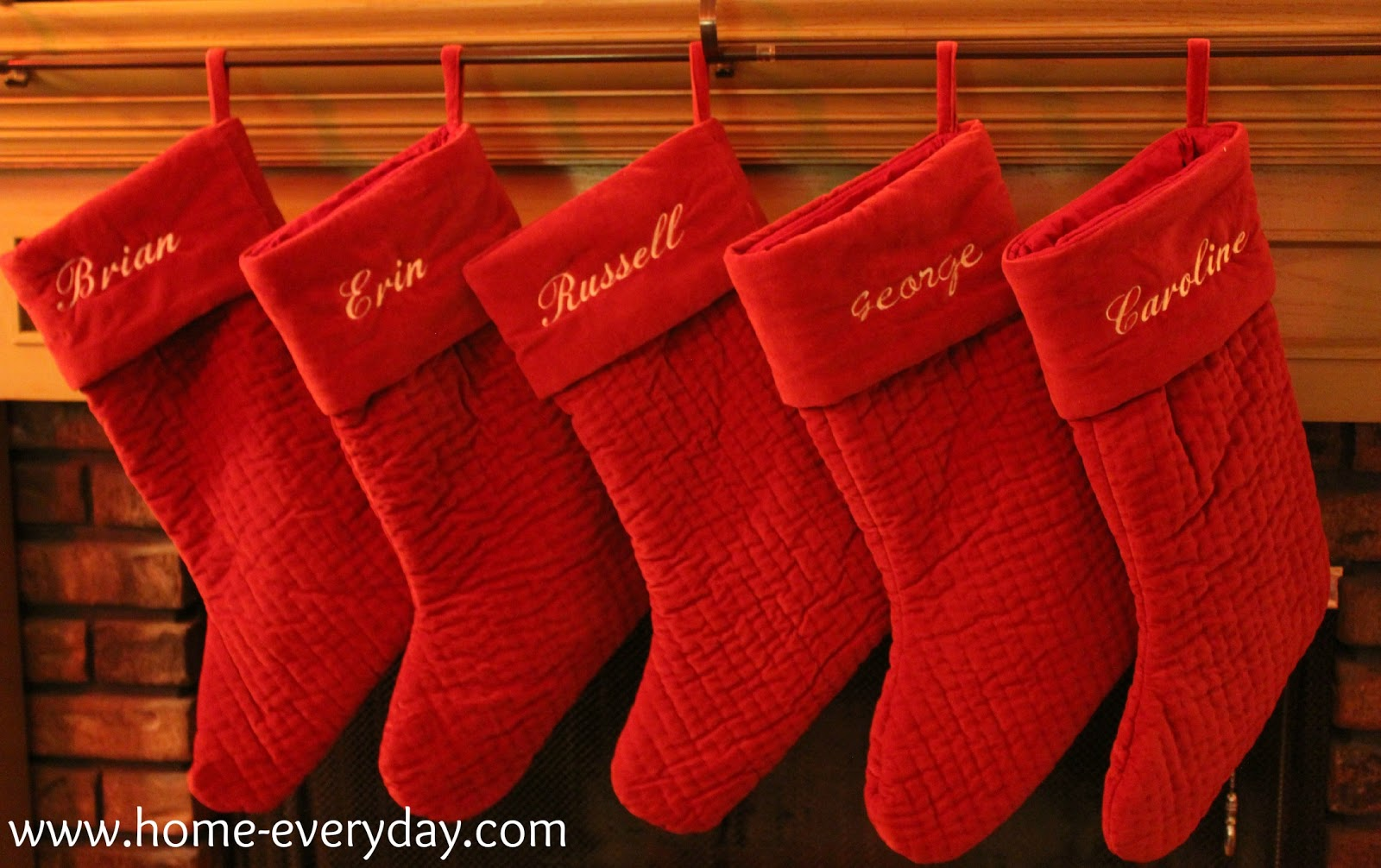 Target Holiday Wall Decor : Fireplace decor home everyday