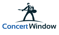 Concert Window logo image from Bobby Owsinsk's Music 3.0 blog