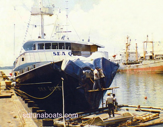 September 2010 San Diego Tuna Boats