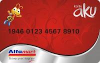 Promo Member Alfamart: Kartu Aku BNI