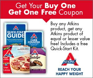 ATKINS-FREE QUICK-START KIT
