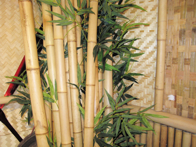 Best bamboo cane pole stake all decor ideas for fences for How to decorate bamboo sticks