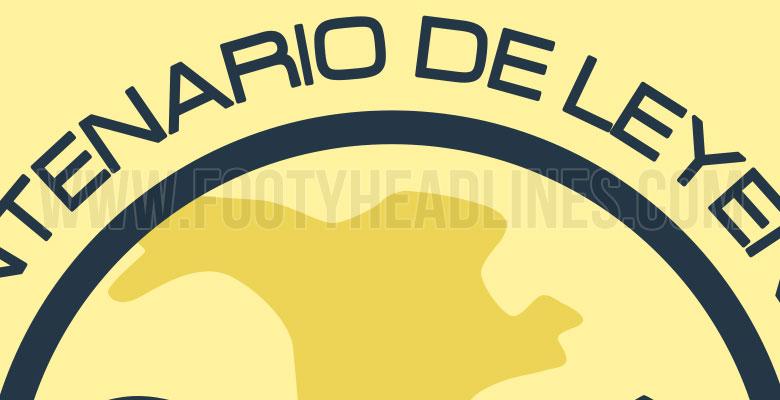 club am u00e9rica centenary logo leaked footy headlines club america logo vector club america logo embroidery designs