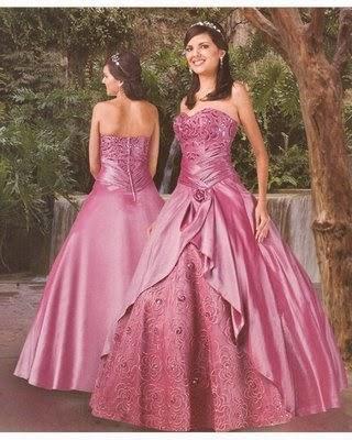 vestido princesa para festas de debutantes - modelos e fotos