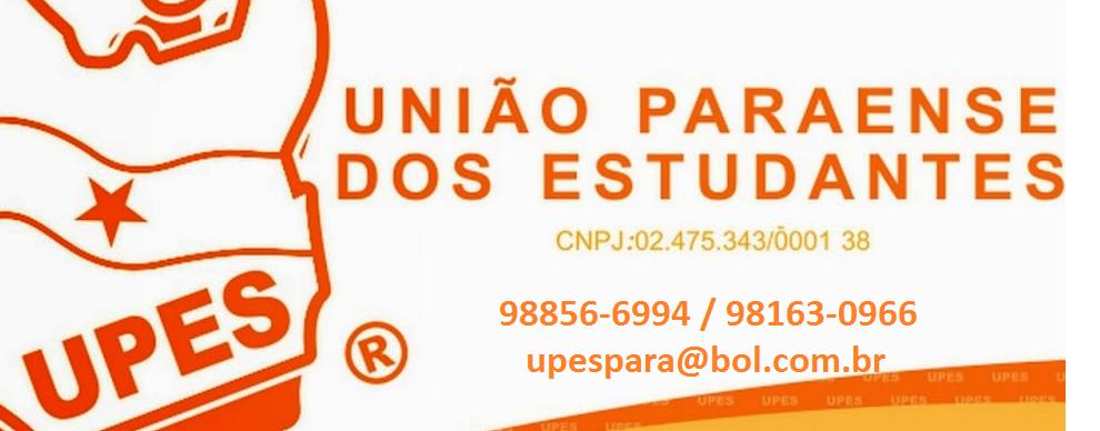 UPES - UNIÃO PARAENSE DOS ESTUDANTES