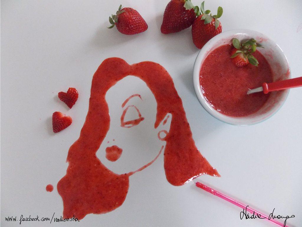 Jessica Rabbit - Calda de Morango
