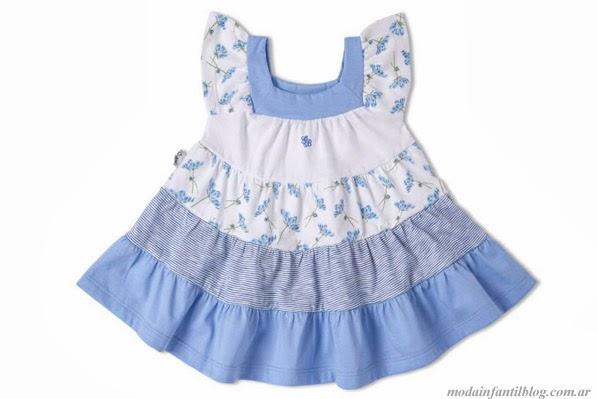 GdeB ropa para nenas primavera verano 2014