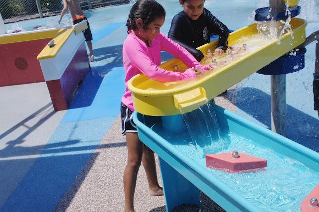 Texas State Aquarium 25th anniversary - Visit Corpus Christi - Splash Pad