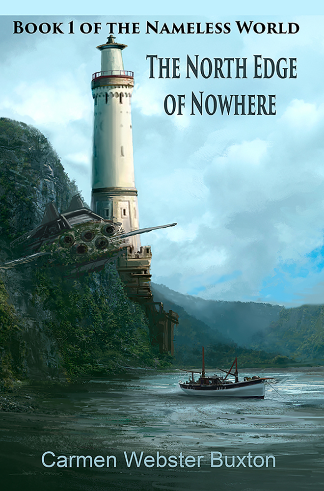 The North Edge of Nowhere (Nameless World, Book 1)