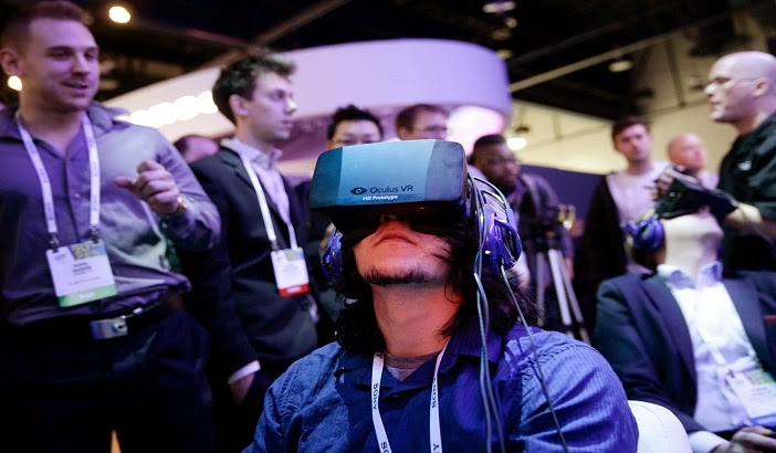Facebook Purchases Oculus VR