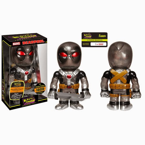 """X-Force"" Deadpool Hikari Sofubi Marvel Vinyl Figure by Funko"