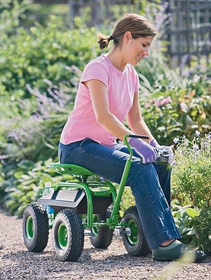 Cachivaches tractor de huerto y jard n - Huerto y jardin ...