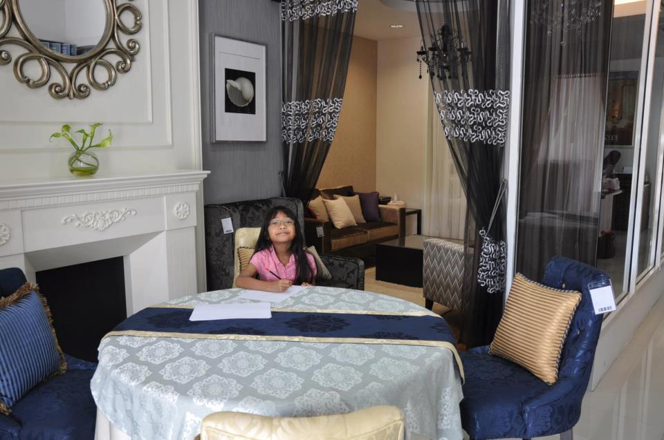 Iman decor langsir, inovasi rekaan dalaman, Elyza's Fabrics, gambar