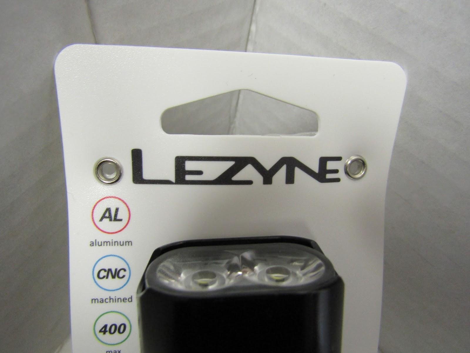 lezyne micro drive instructions