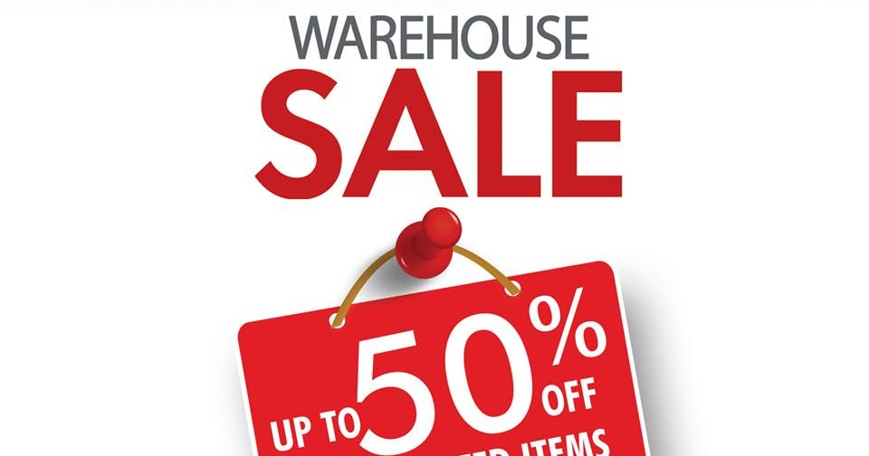 Manila Shopper Sm Homeworld Warehouse Sale January 2016