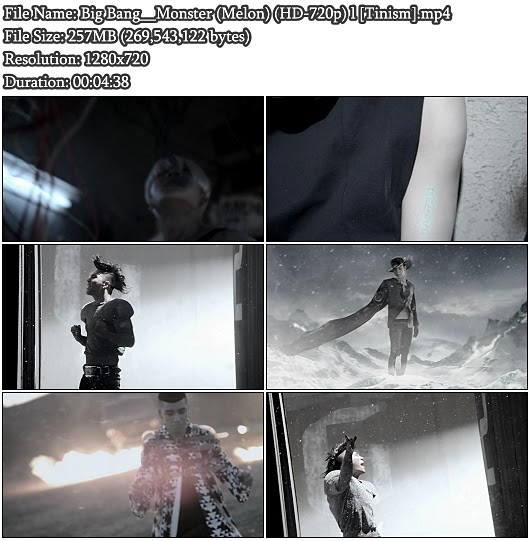 Download MV Big Bang () - Monster (Melon HD 720p)