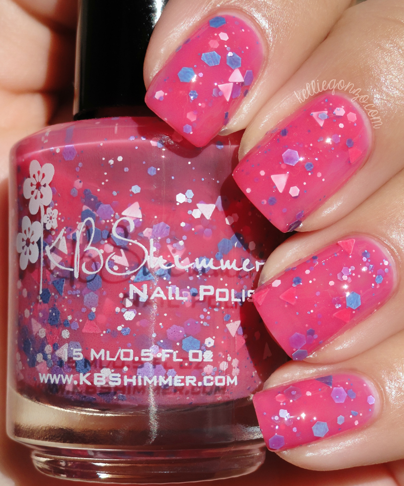 KBShimmer - Peak My Interest | kelliegonzo
